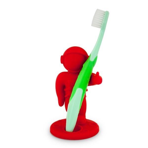 Держатель для зубной щетки apollo красный