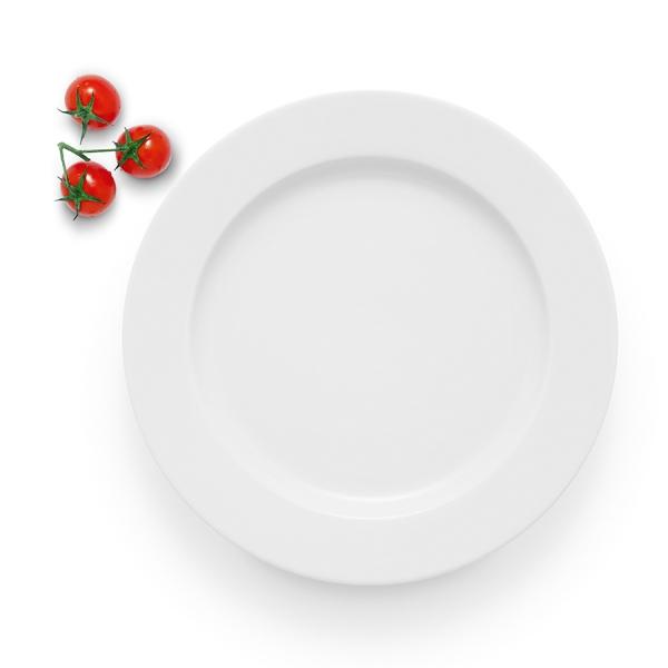 Тарелка обеденная legio d22 см