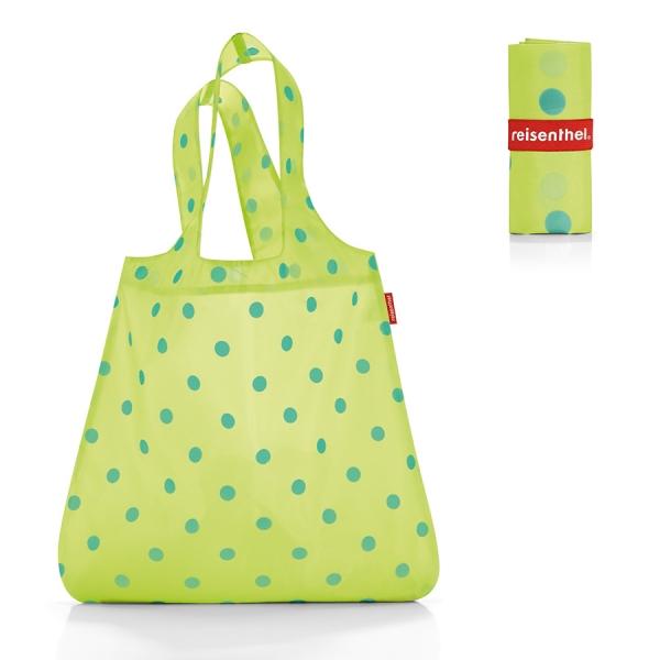 Сумка складная mini maxi shopper lemon dots