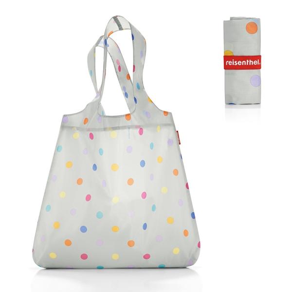 Сумка складная mini maxi shopper stonegrey dots
