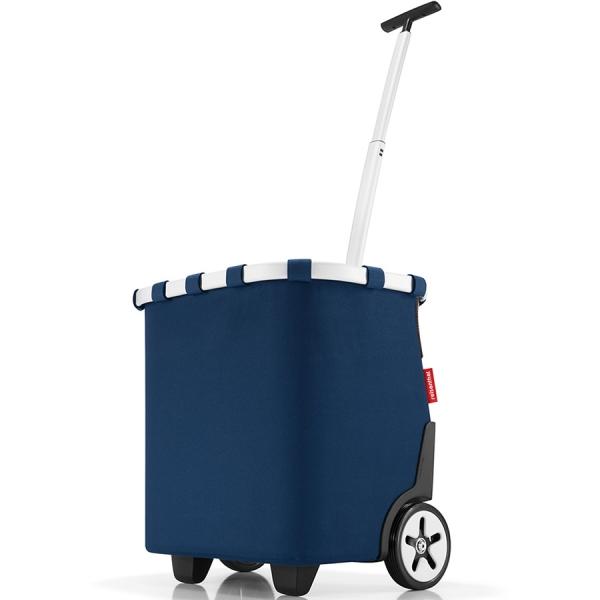 Сумка-тележка carrycruiser dark blue