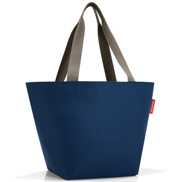 Сумка shopper m dark blue