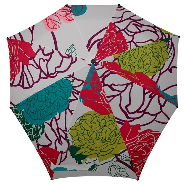 Зонт-автомат senz° floral parade