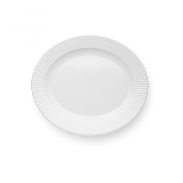 Тарелка овальная legio nova 31 см