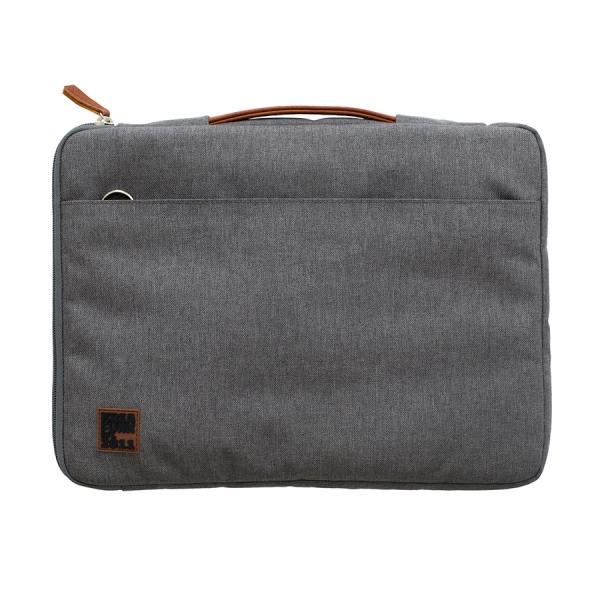 Чехол для ноутбука asleeve светло-серый
