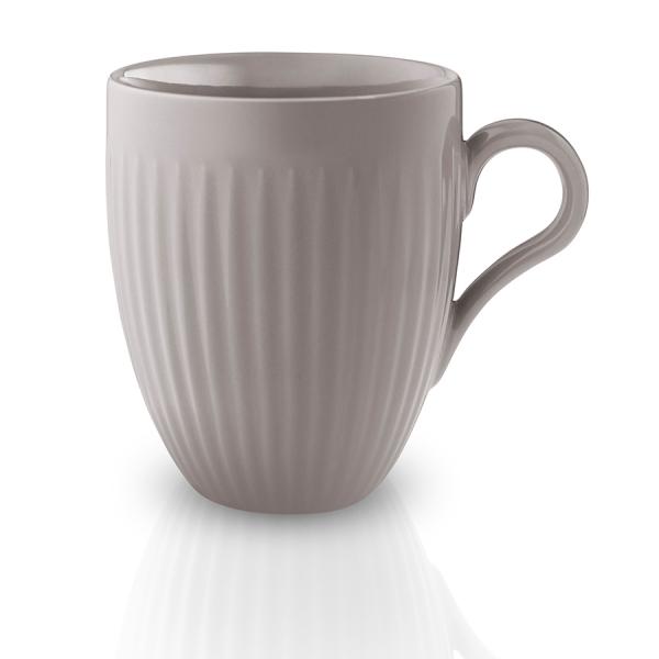 Чашка legio nova 400 мл серая
