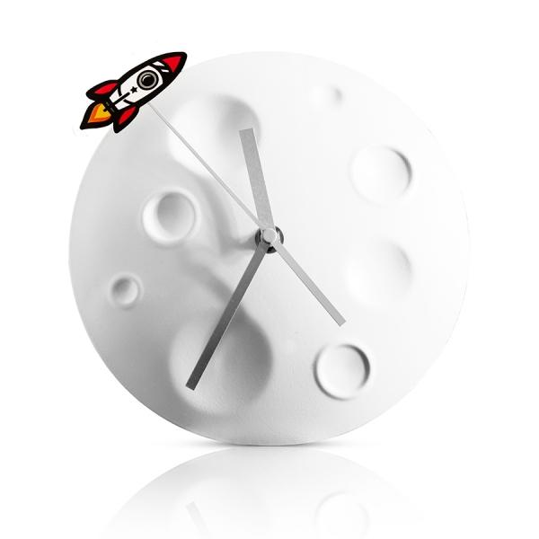 Часы rocket moon