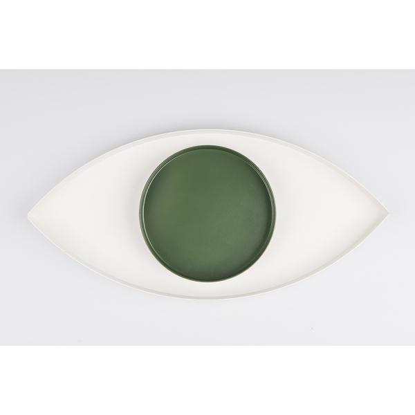 Органайзер для мелочей the eye белый-зеленый