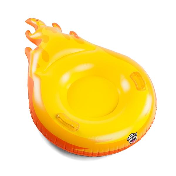 Тюбинг надувной flaming fireball