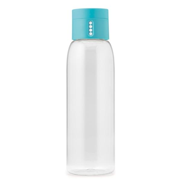 Бутылка для воды Dot 600 мл голубая Joseph Joseph
