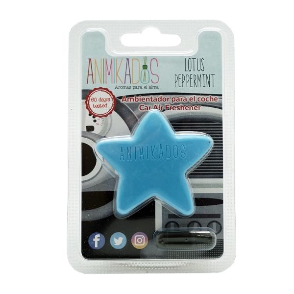 Освежитель воздуха для автомобиля star animikados