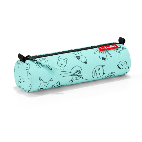Пенал детский pencilroll cats and dogs mint