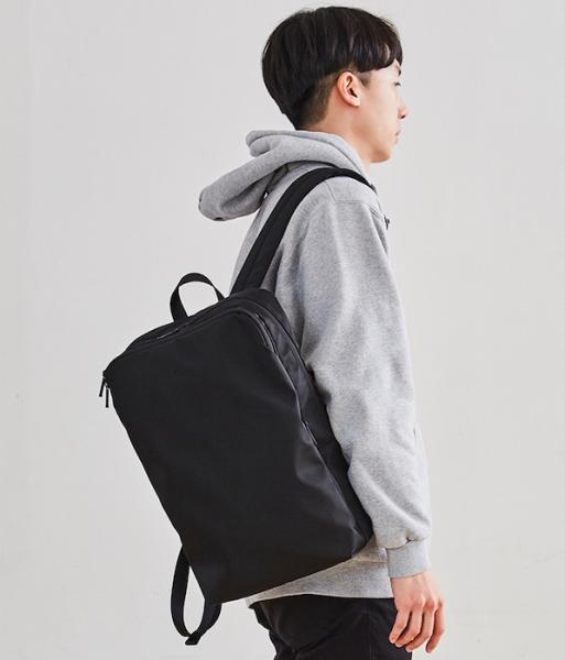 Рюкзак HEN SLIM BACKPACK ITHINKSO чёрный