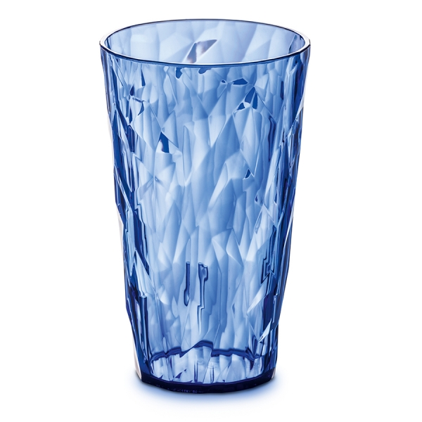 Стакан superglas club l, 400 мл, голубой