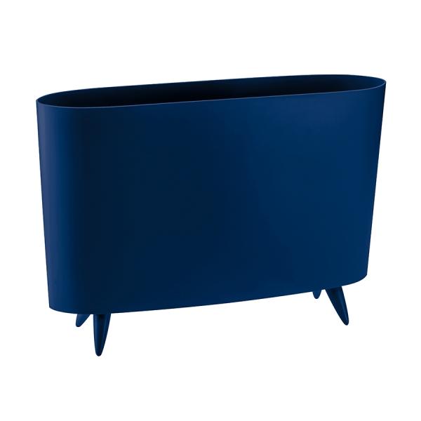 Подставка для журналов milano, синяя