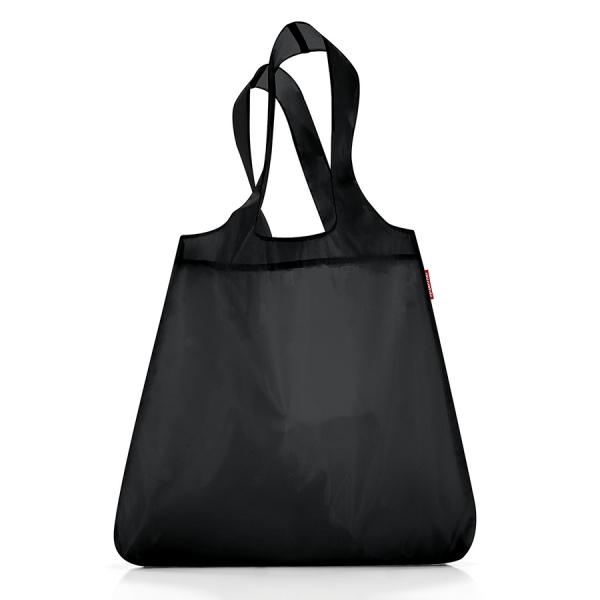 Сумка складная mini maxi shopper black
