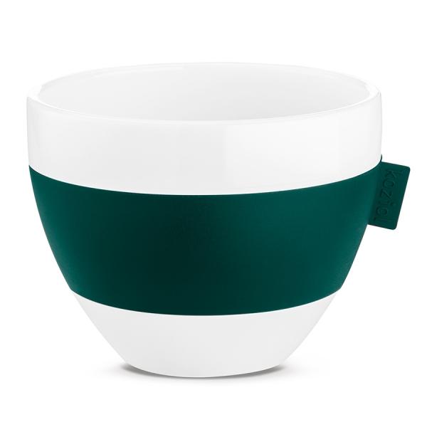 Чашка с термоэффектом aroma m, 270 мл, зелёная