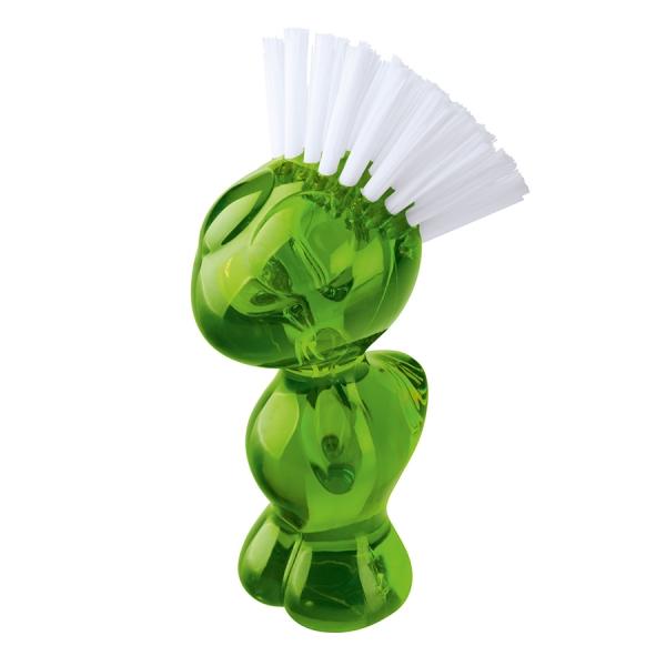 Щетка для мытья овощей tweetie, зелёная
