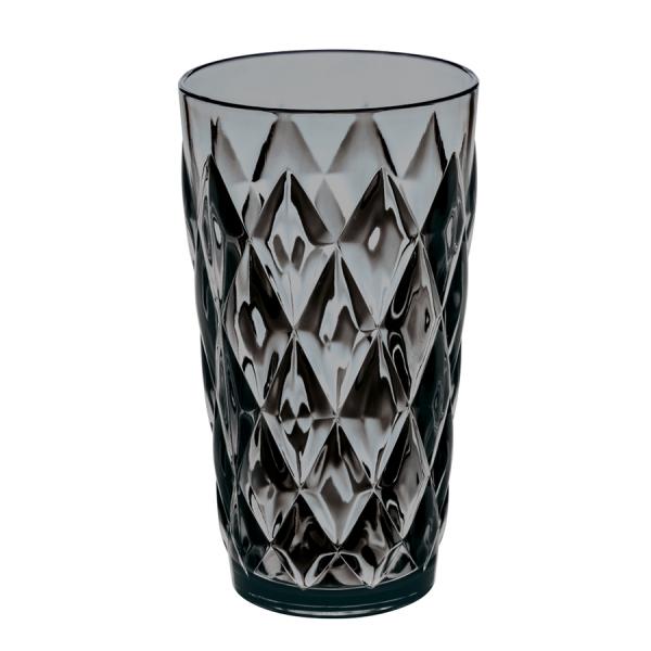 Стакан crystal l, 450 мл, серый