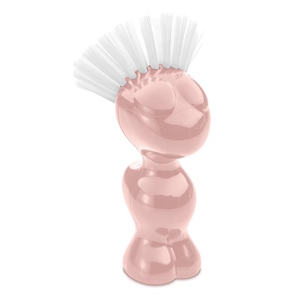 Щетка для мытья овощей tweetie, розовая