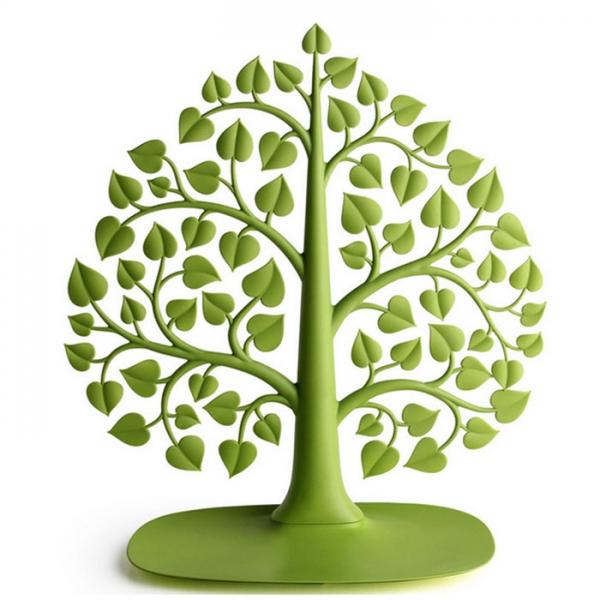Дерево для украшений Bodhi зеленое