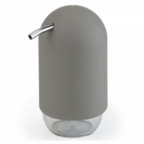 Диспенсер для мыла Touch серый