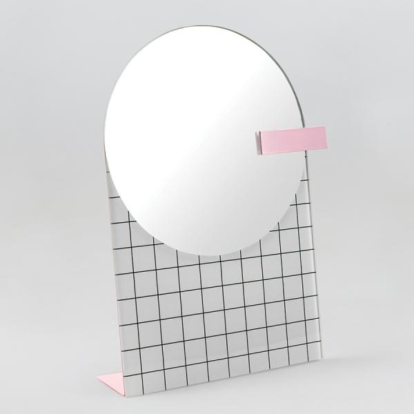 Зеркало настольное the pool