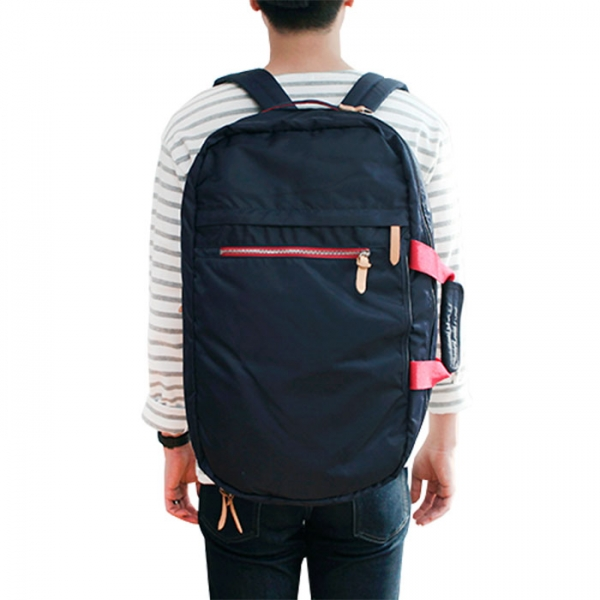 Cумка-рюкзак для путешествий CAPSULE BAG ITHINKSO синяя