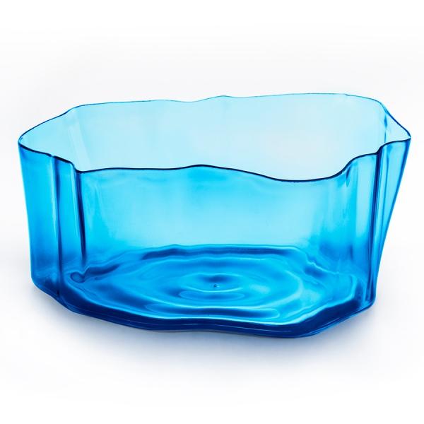 Органайзер flow, маленький, голубой