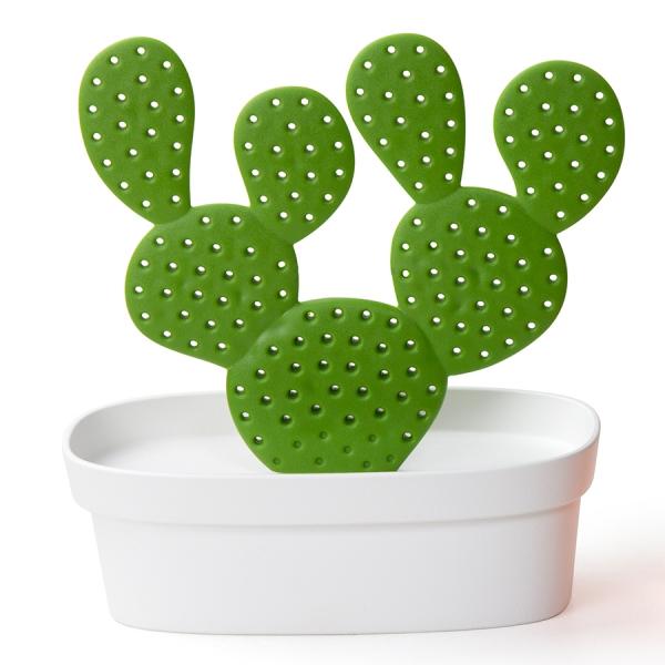 Органайзер для мелочей caccessories, белый с зеленым