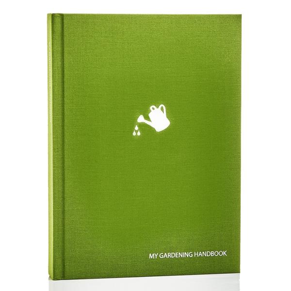 Дневник садовода my gardening, зеленый