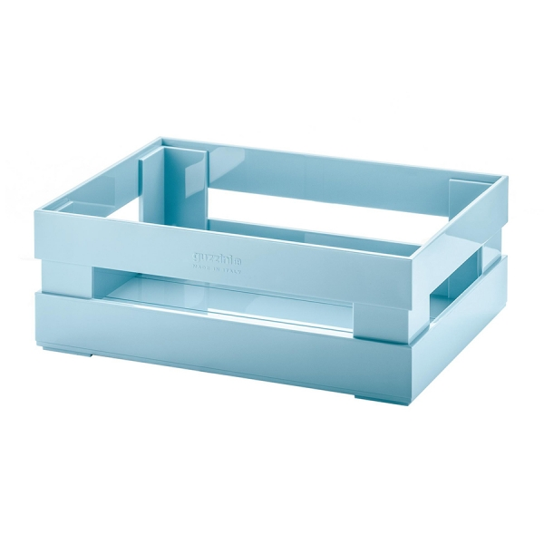 Ящик для хранения tidy & store s голубой