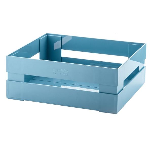 Ящик для хранения tidy & store l голубой
