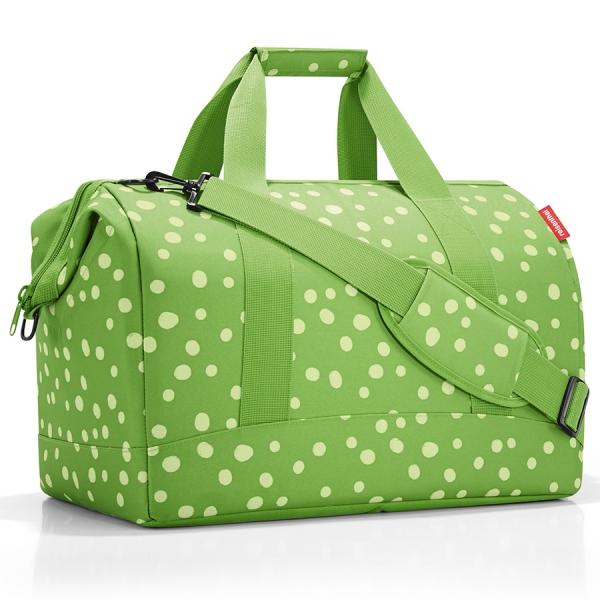 Сумка allrounder l spots green