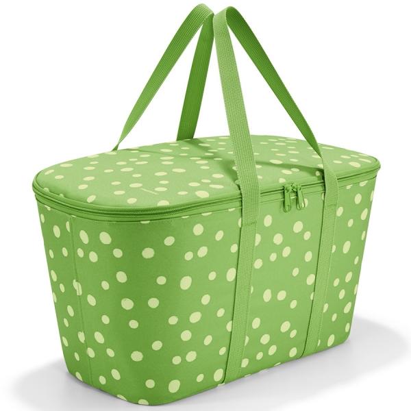 Термосумка coolerbag spots green