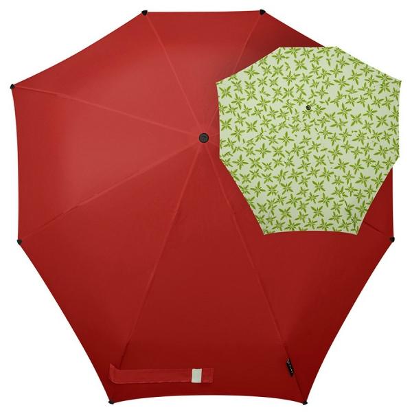 Зонт-автомат senz° tropical leaves