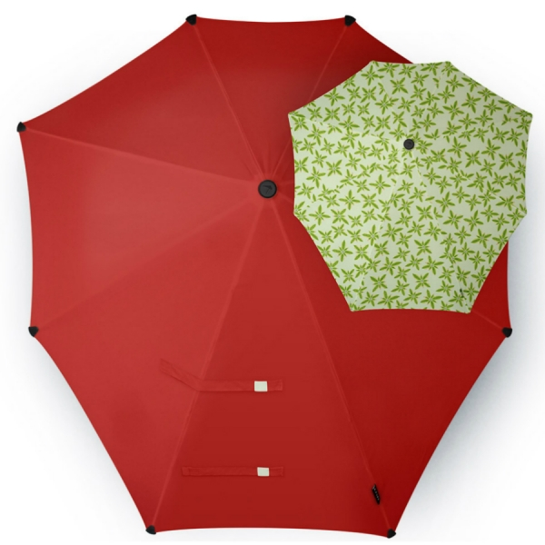 Зонт-трость senz° original tropical leaves