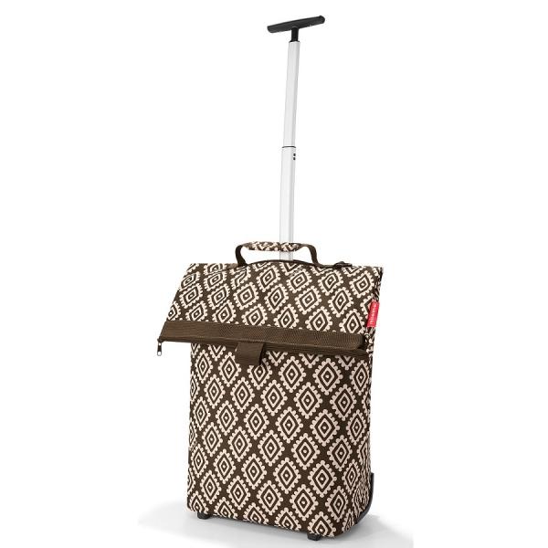 Сумка-тележка trolley m diamonds mocha