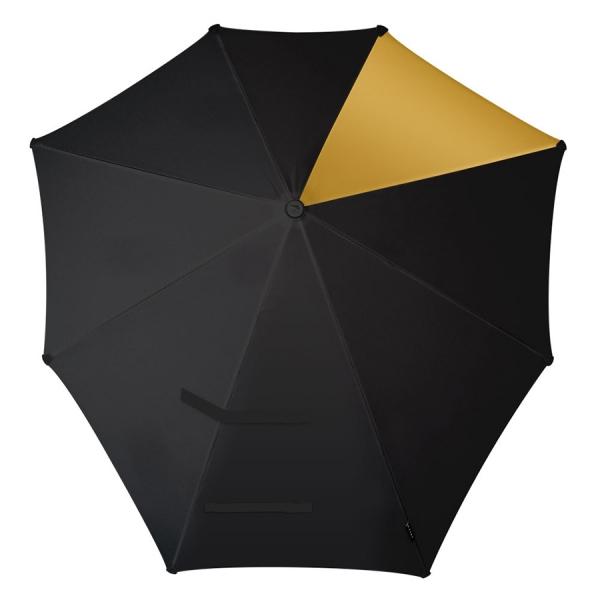 Зонт-трость senz° original gold reflections